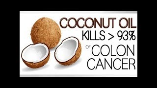 Even Doctors Are In Shock – Coconut Oil Can Kill Cancer By 93%