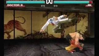 Tekken 3: Doctor B.