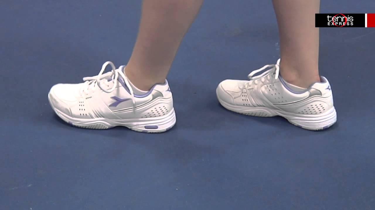 Diadora Women`s Star Class III Tennis Shoe Review   Tennis Express