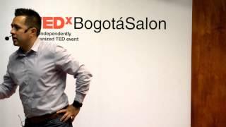 Sal a emprender | Jefrey Bulla | TEDxBogotáSalon