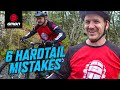 6 Mistakes To Avoid When Riding A Hardtail Mountain Bike MTB Skills mp3