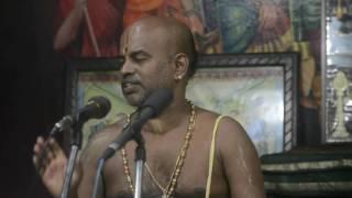 """Gopigeetam"" discourse by Vid. Brahmanyachar || 18 May 2016"