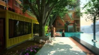 ดีไซน์คอนโดมิเนียมโครงการใหม่ แห่งแรกในเมืองไทย สีสันที่เป็นเอกลักษ...