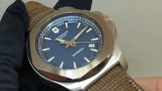 【軍刀鋼甲】 Victorinox 瑞士維氏 I.N.O.X Mechanical 自動上鍊機械錶