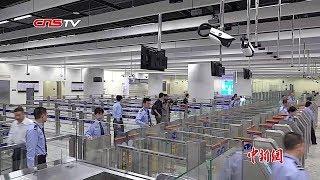 广深港高铁香港西九龙站内地口岸积极检测将开通