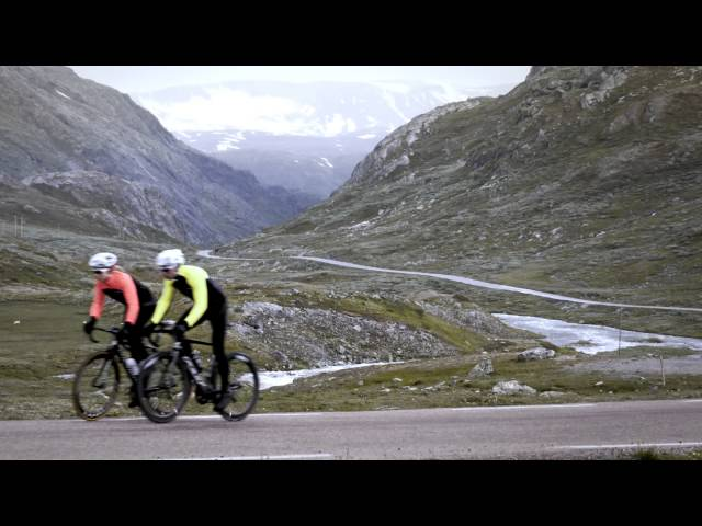 dhb Aeron Autumn/Winter range