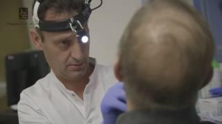 Cancérologie et chirurgie de la tête et du cou, Pr Céruse / Institut de cancérologie des HCL