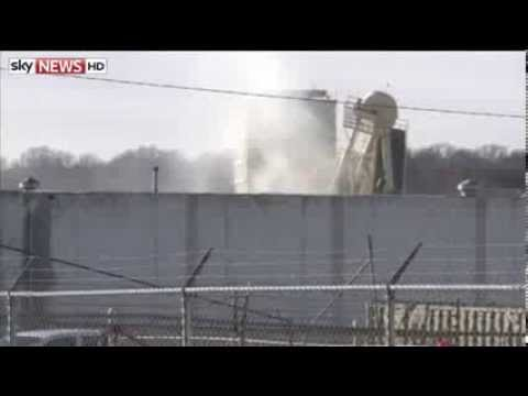 Omaha Plant Collapse 'Two Workers Killed'