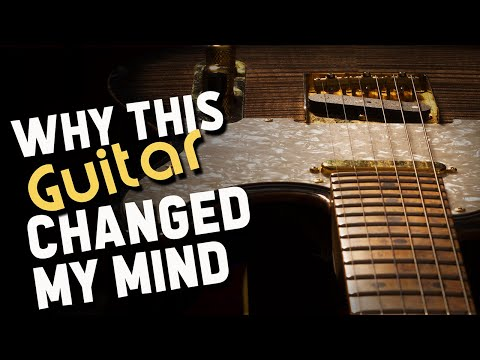 This Suhr Guitar Changed How I Choose Guitars | Classic T Deluxe