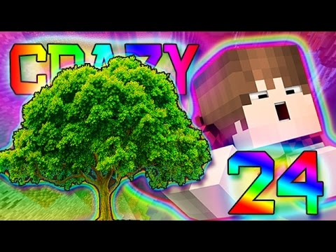 Minecraft: EXPERIENCE TREE MOD! Crazy Craft 2.0 Modded Survival w/Mitch! Ep. 24 (Crazy Mods)