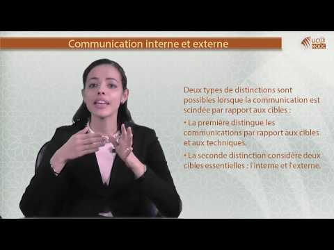2. 3. Communication Interne Et Externe
