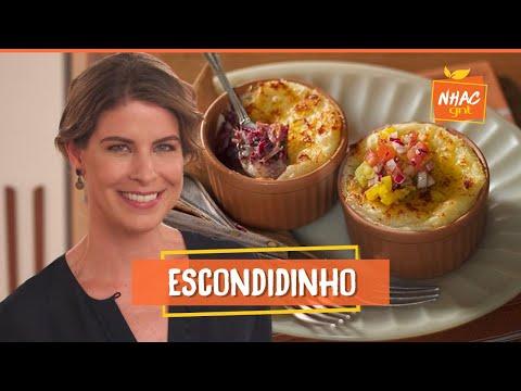 Escondidinho de carne seca  Rita Lobo  Cozinha Prática