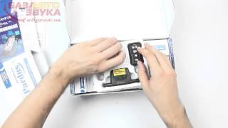Pantera PR-1. Сигнализация с поддержкой GPS | GSM Распаковка avtozvuk.ua