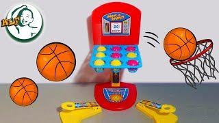 Classic Basketball Shooting Games