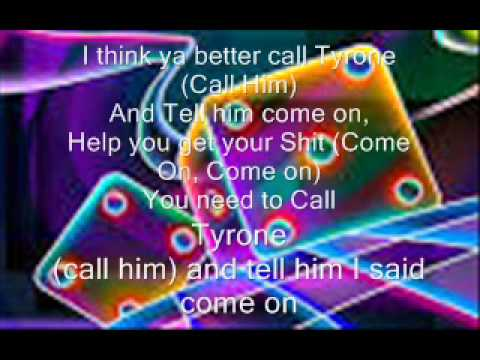 Erykah Badu  Call Tyrone