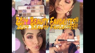2014 Beauty Favorites!!! Thumbnail