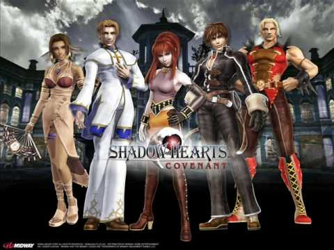 Shadow Hearts Covenant Anastasia Shadow Hearts 2 Anastasia