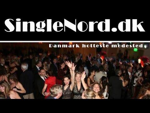Foreningen SingleNord - Singler fra Nordsjælland fester sammen i Støberihallen, Hillerød