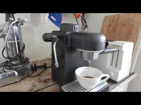 KRUPS 963 espresso and Capuccino