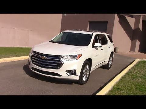 2019 Chevy Traverse: 300 Mile Drive & Fuel Economy Test