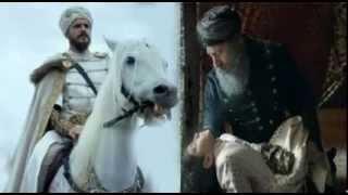 """Şehzade Mustafa-""""Zahit Bizi Tan Eyleme""""- Muhteşem Yüzyıl  123.Bölüm İdama Giderken Müziği"""