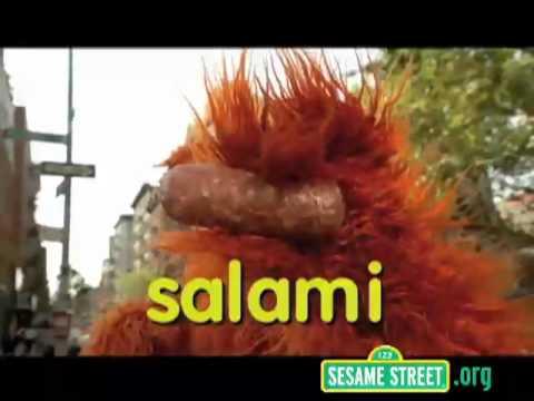 Sesame Street   Letter S