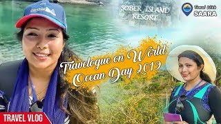 Travel with Saara   Travelogue on World Ocean Day 2019   TRAVEL VLOG #8