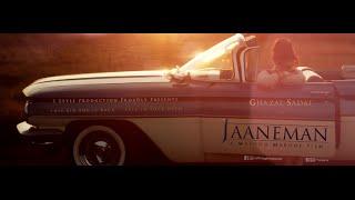 """Ghazal Sadat   JAANEMAN   """" trailer """" 2015"""