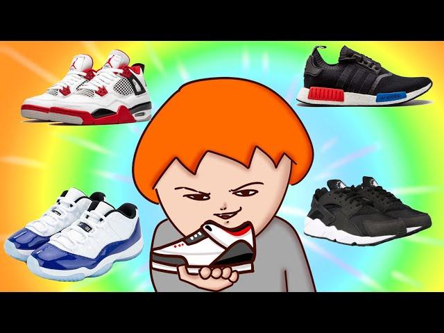 Onion Man | 洋蔥的買鞋進化之路,流行一去不復返!!!! (下) | 真實故事大長篇