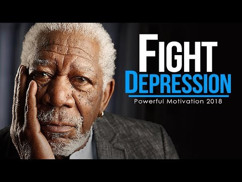 FIGHT DEPRESSION - Powerful Motivation for Overcoming Depression & Hard Times [2018]