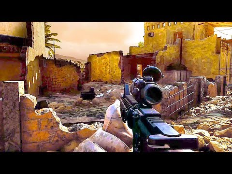 INSURGENCY: SANDSTORM - Official Gameplay Trailer (2018)
