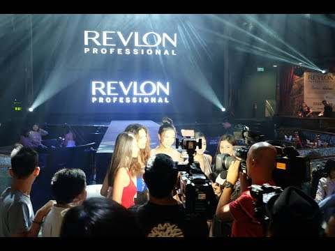 Be Fabulous™ by Revlon Professional® Grand Launch Event (Philippines)
