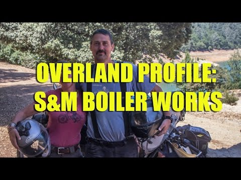 Overland Profile: S & M Boiler Works