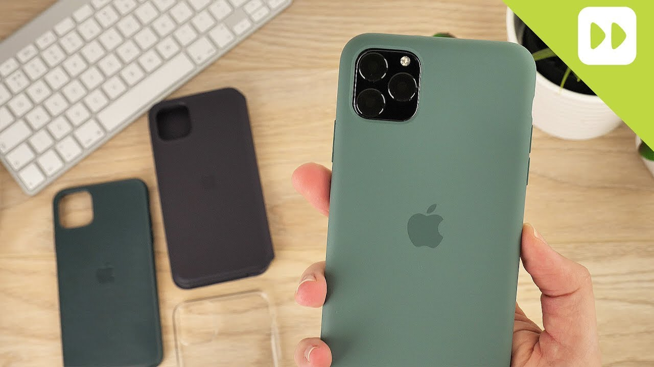 Apple iPhone 11 Pro Silicone & Leather Cases Review! Worth It