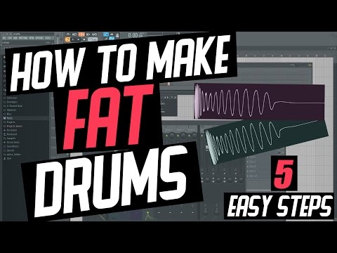 how to add drum kits to fl studio 12