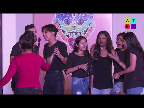 Amazing Acapella Rendition Of Micheal Jackson's Bad By Dastgah From DCAC | Pulse 2019