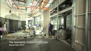 The Making of Ng Teng Fong General Hospital – Inside and Out