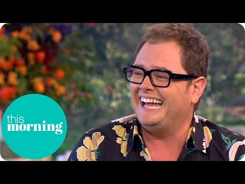Alan Carr Has Phillip And Christine In Stitches! | This Morning