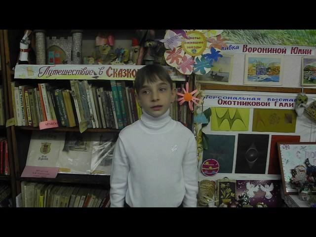 Изображение предпросмотра прочтения – СофияГригоровская читает произведение «Железная дорога» Н.А.Некрасова