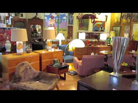 Mid Century Modern Furniture - Burlingame and Santa Rosa, CA
