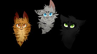 Warrior Cats | The Power of Three | Speedpaint