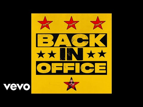 Mayorkun - Back In Office (Official Audio)