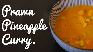Healthy Prawn And Pineapple Curry - Crumbs