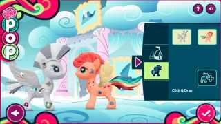 Май Литл Пони (Дружба — это чудо) новые игрi серии фильм 2015 – игра за деца на планшет,