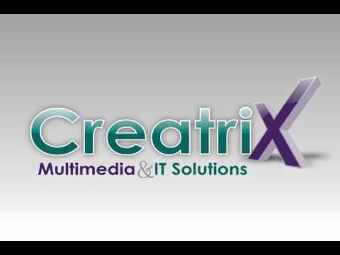 Creatrix Title Animation