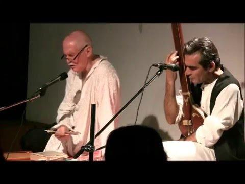 Intehaa - Poems of Mirza Ghalib by Tom Alter and Uday Chandra