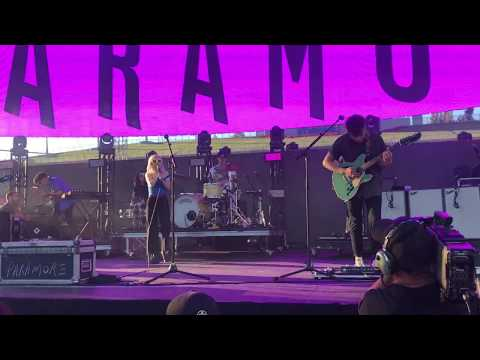 Hard Times | Paramore | LIVE | Weenie Roast 2017