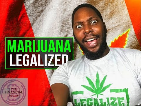Marijuana legalization in Canada  - My stint with Weed coins// Cannabis Blockchain