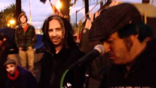 NOFX - Occupy San Francisco Part 1 (Fat Mike & Eric Melvin-Live 11/20/11)