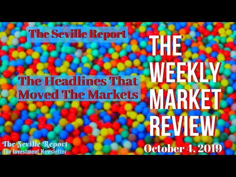 The Weekly Market Review | October 4, 2019 | $FB $V $MA $PEP